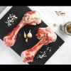 Thịt Lợn Trà Xanh Hữu Cơ Teapo- Xương Ống