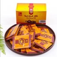 Trà Linh Chi Kim Cương Việt Hộp Vàng (25 gói nhỏ)