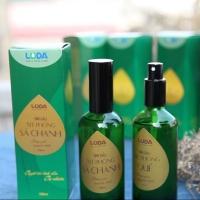 Tinh dầu xịt phòng - Sả Chanh