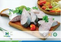Cá Basa cắt Khoanh