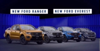 1- FORD EVEREST  2 - FORD RANGER  3- FORD ECOSPORT MỚI