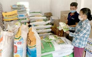 Tập trung bình ổn giá vật tư nông nghiệp