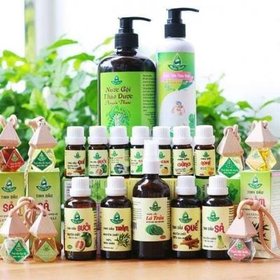 Chuyên cung cấp sản phẩm tinh dầu Sỉ và Lẻ