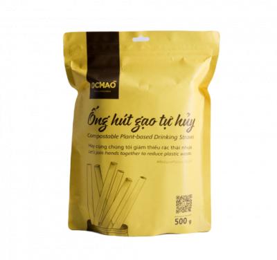 Ống hút gạo Ochao size 13mm (500gr) - HappyFood