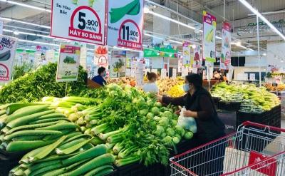Hà Nội bảo đảm phân phối hàng hóa cho 3 phân vùng phòng, chống dịch