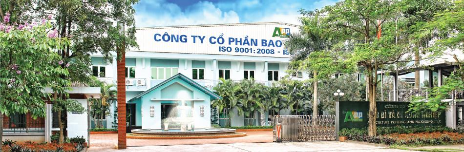 Công ty Cổ phần Bao bì và In nông nghiệp.