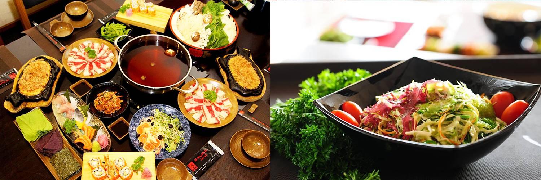 Nhà hàng Nhật Bản Taki Taki