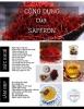 Saffron Việt Nam - Saffron Negin Organics