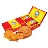Bánh Trung Thu Yến Sào 120g, Hộp 2 Bánh (1 Thập Cẩm + 1 Nhân Mềm)