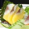 Sashimi Cá Trích Ép Trứng (Komochi Nishin )