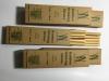 Combo 10 Ống Hút Tre Tặng Kèm 1 Que Cọ Xơ Dừa - Bamboo Straws