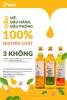 Combo 5 chai Dầu mè nguyên chất 100% Puro 500ml