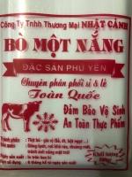 Khô Bò Một Nắng - Đặc Sản Phú Yên