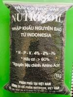 Phân bón hữu cơ Nutrisoil