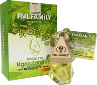 Tinh dầu ngọc làn tây dạng treo 10ml FML Family
