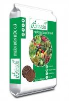 PHÂN BÓN HỮU CƠ 70 OM, NPK 4-2-2  Organic Fertilizer Material – Viên nén