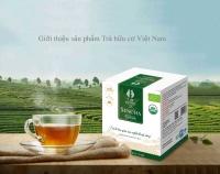 Hộp Trà xanh Sencha hữu cơ Tam đường (12 túi * 3gr)