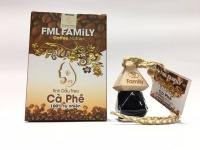Tinh dầu cà phê dạng treo 10ml FML Family