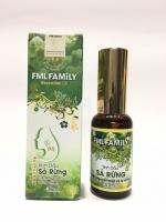 Tinh dầu sả rừng 30ml dạng xịt FML Family
