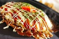 Bánh Xèo Nhật Bản (Okonomi Yaki)