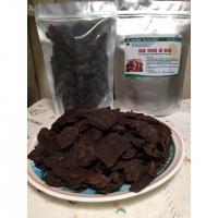 Hà Thủ Ô  Đỏ - Chưng Đỗ Đen ( Túi 500 gram )