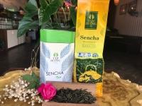 Hộp trà xanh Sencha Tam đường 200gr
