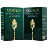 Ngũ cốc cao cấp Grainlife Long Liên 500gr bổ dưỡng cho mẹ bầu - người già - ăn chay